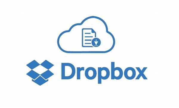 Перенос данных на DropBox