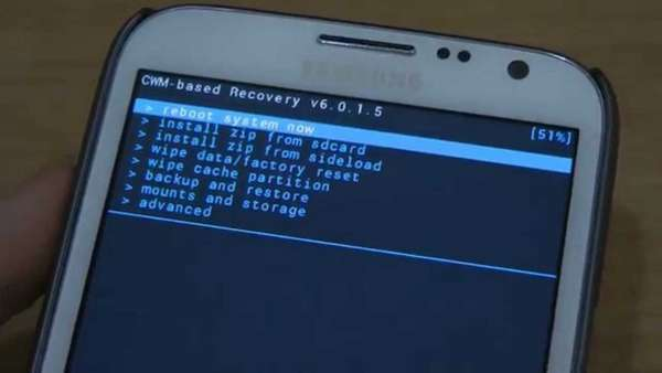 Как перепрошить телефон Андроид - Самсунг