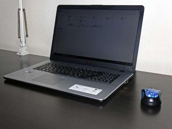 Asus Vivobook Pro N705UD-GC073 фото второе