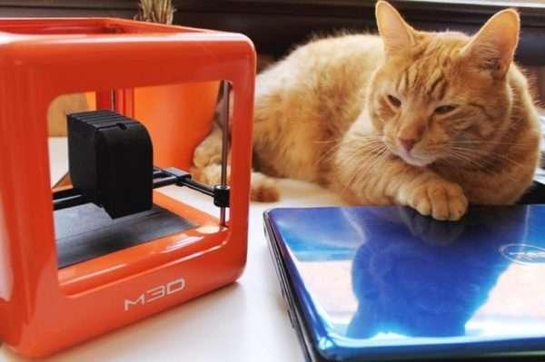 3D-принтер The Micro – устройство, доступное каждому