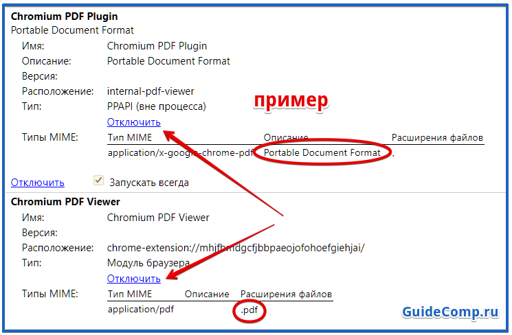 плагин пдф для яндекс browser