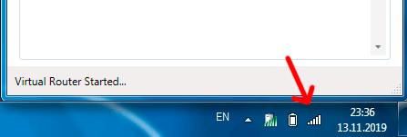 wi-fi icon windows 7