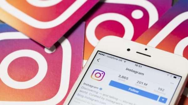Instagram - популярная социальная сеть