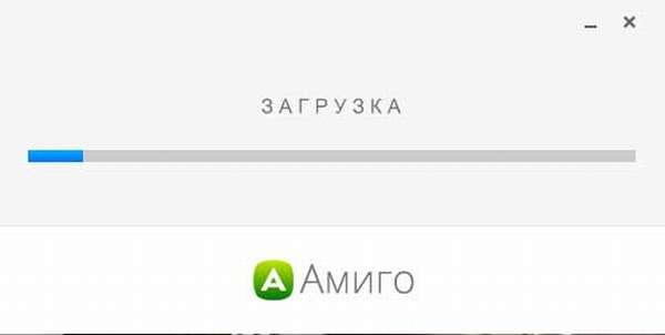 Установка Amigo Browser