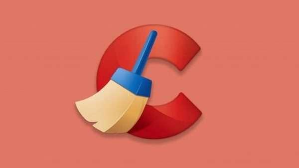 Заставка программы CCleaner