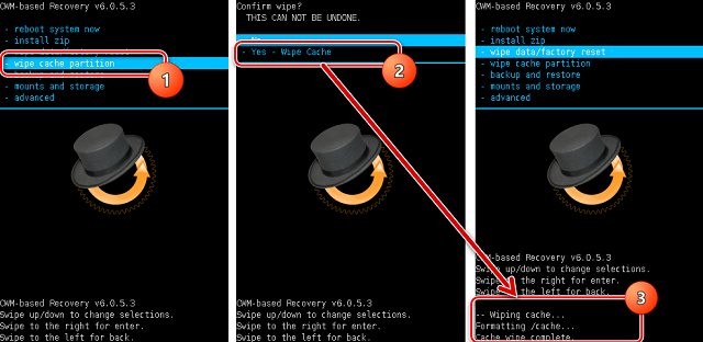 Как прошить Андроид через рекавери с SD-карты