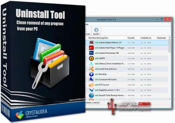 Uninstall Tool скачать программу для очистки реестра