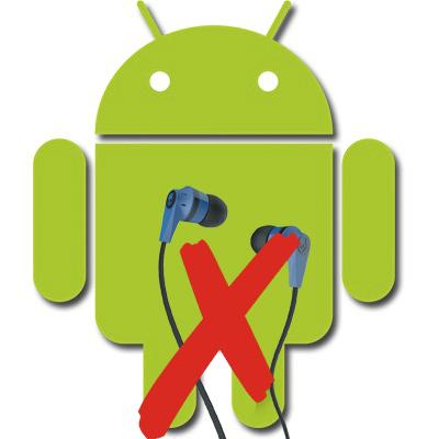 Не работают наушники на андроиде, что делать