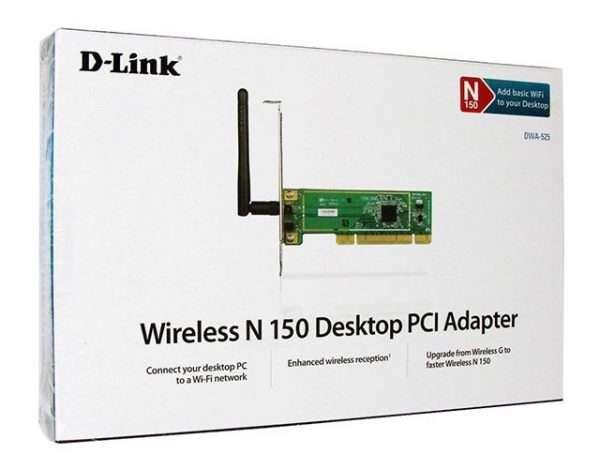 Коробка D-Link DWA-525 PCI