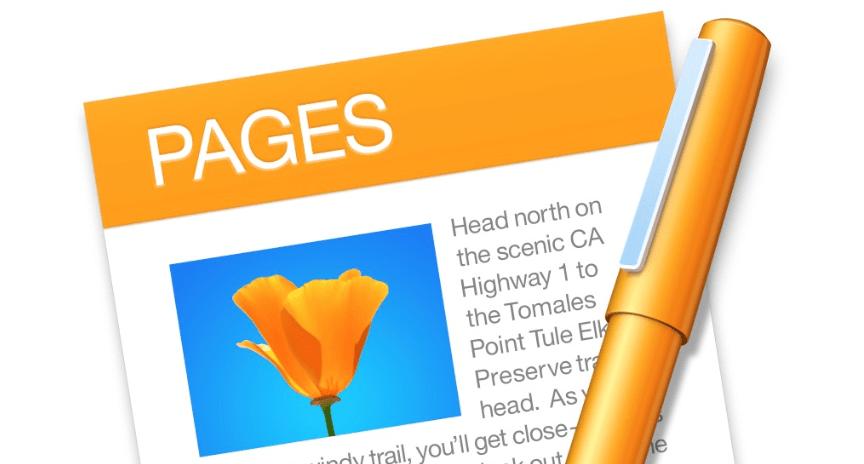 Логотип iWork Pages