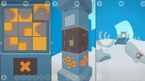 Лучшие логические игры на андроид - Faraway 3: Arctic Escape