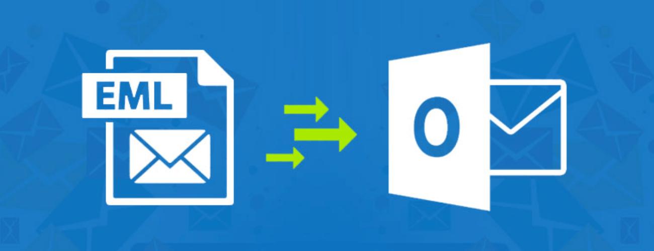 Логотипы формата EML и Outlook