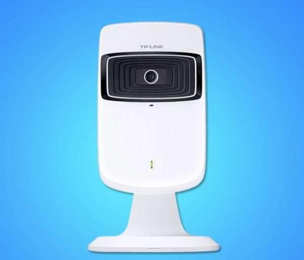 Внешний вид облачной камеры TP-Link NC200