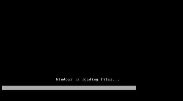 черный экран windows 7