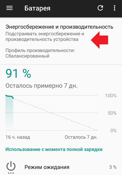 Режим энергосбережения на смартфонах Android: как включить, как отключить?