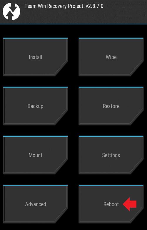Reboot system now: перевод на русский язык и что это такое на Android?