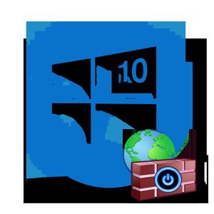 Как навсегда полностью отключить брандмауэр в Windows 10