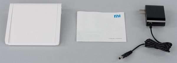 Адаптер и руководство пользователя для Xiaomi Mi Mini WiFi