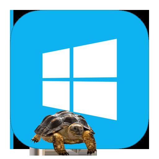 windows 10 тормозит компьютер