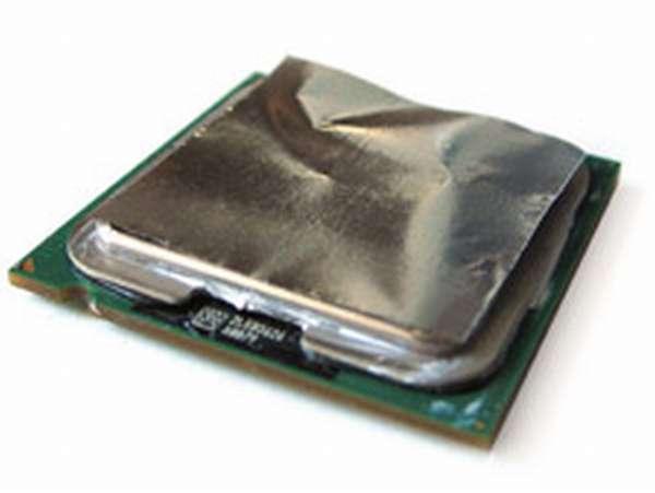 Жидкий металл для процессора Coollaboratory Liquid MetalPad