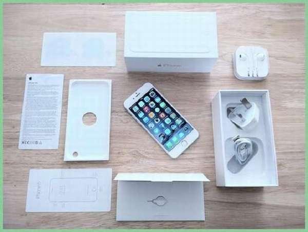 комплектация iphone