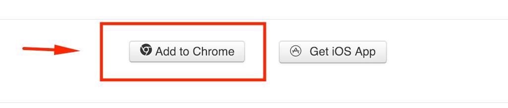 Кнопка добавления плагина в Google Chrome
