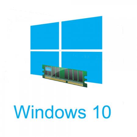 Ошибка на компьютере недостаточно памяти Windows 10