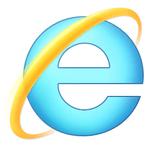 Логотип Internet Explorer 9