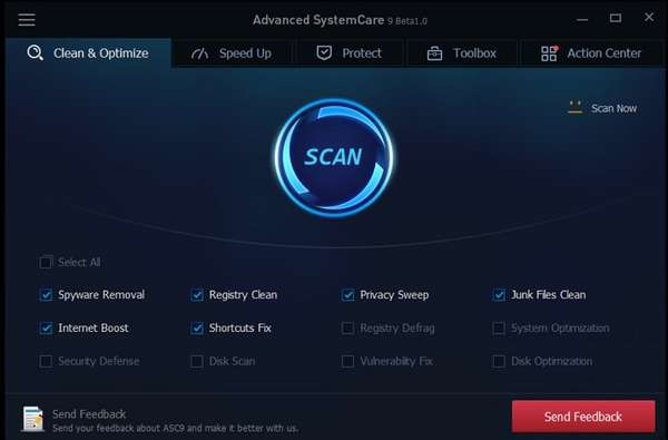 AdvancedSystemCare – iObit
