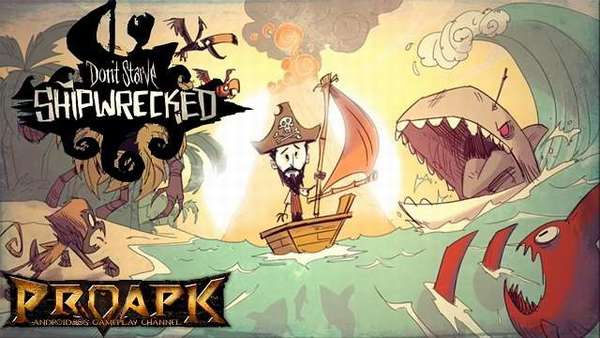 Dont Starve: Pocket Edition и Shipwrecked