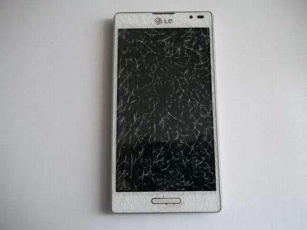повреждения смартфона