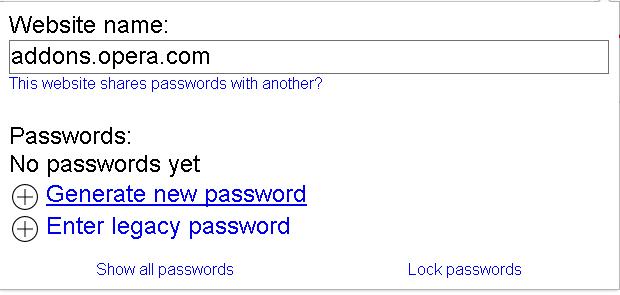 Generate-new-password