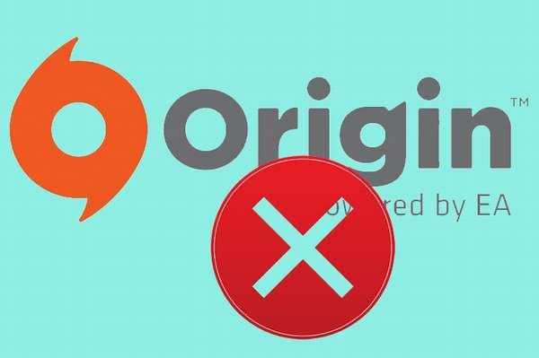 Как удалить Origin