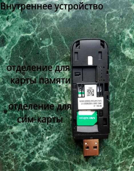 4G+ USB-модем М150–2