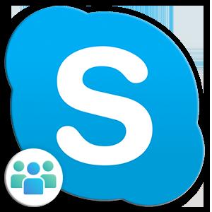 Logo Skype Login