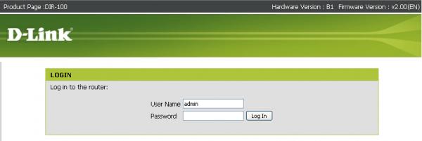 Доступ к веб-панели
