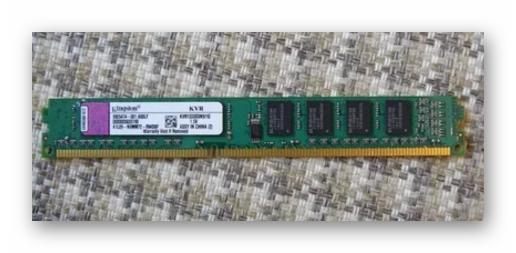 планка оперативной памяти компьютера