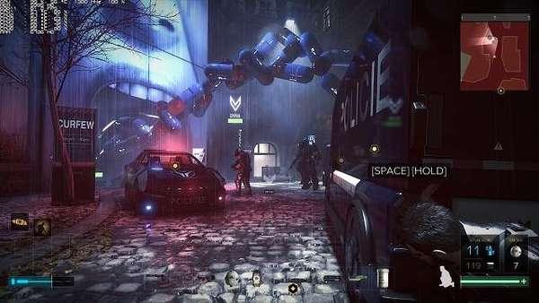Deus Ex: Падение