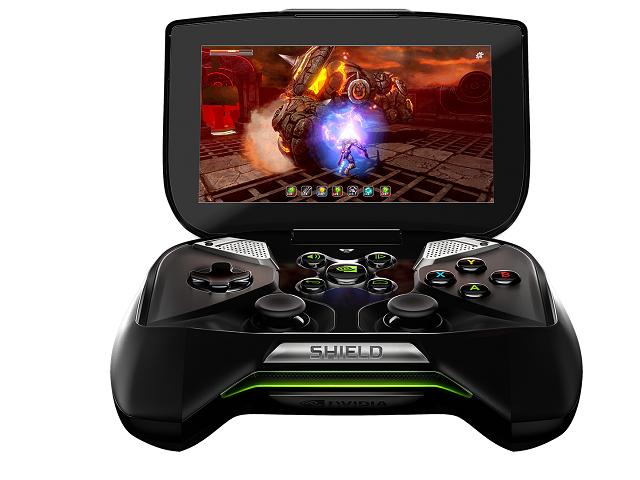 Игровой джойстик Nvidia Shield