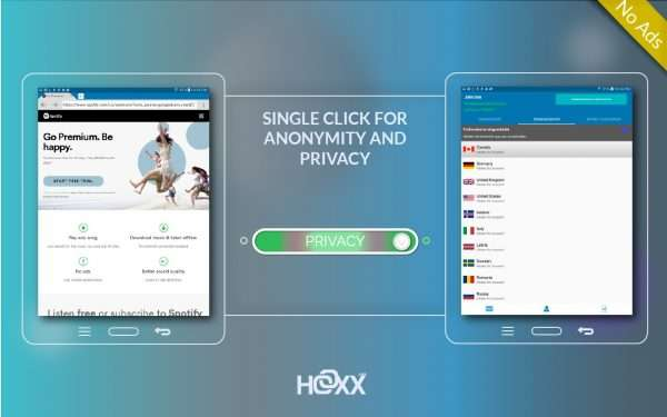 Расширение Hoxx VPN Proxy