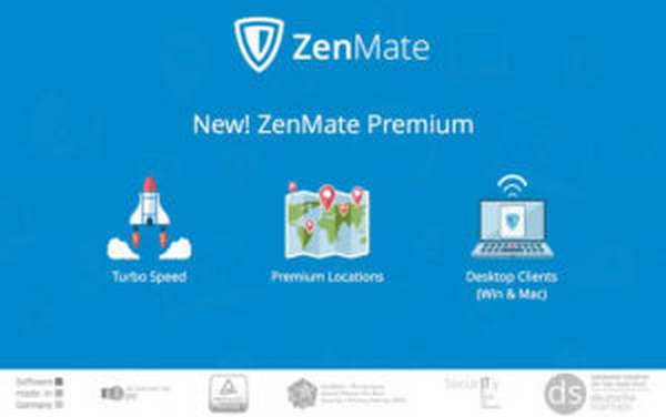 ZenMate VPN Лучший Vpn для Google Chrome