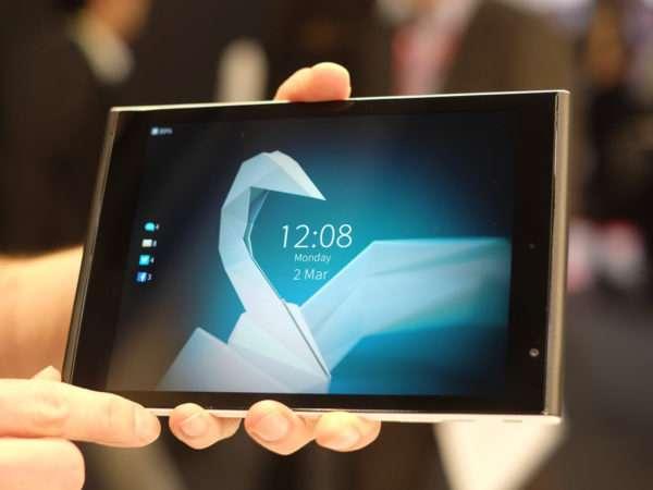 Планшет Jolla Tablet – с учетом всех пожеланий